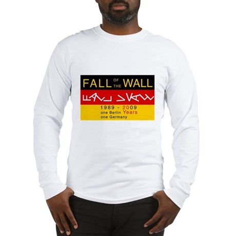 Fall of the Wall Anniversary Long Sleeve T-Shirt