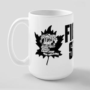 logo phrase mug Mugs