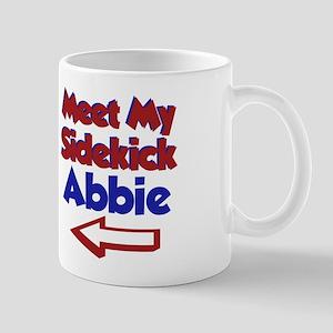 Abbie's Sidekick (Left) Mug
