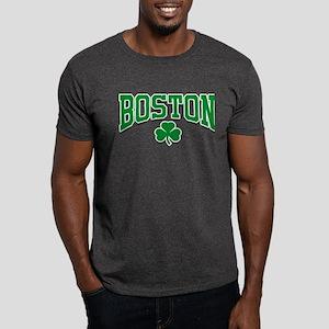 Boston Shamrock Dark T-Shirt
