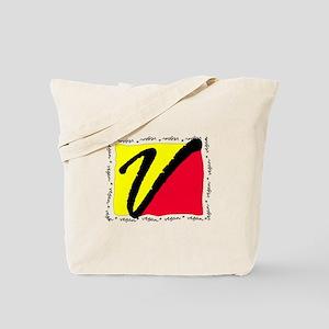 Ethnic Vegan Tote Bag