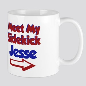 Jesse's Sidekick (Right) Mug