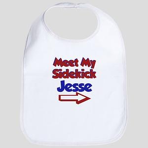Jesse's Sidekick (Right) Bib