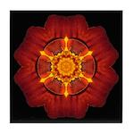 Marigold I Tile Coaster