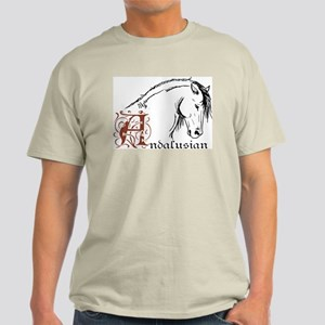 Andalusian Horse Light T-Shirt
