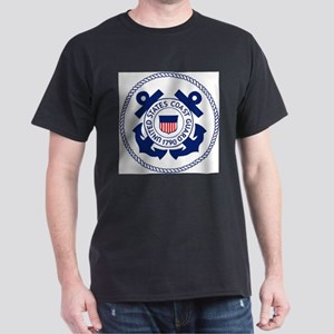 USCG-Logo-3-Enlisted-X T-Shirt