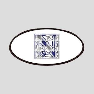 Monogram-Napier Patch