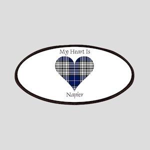 Heart-Napier Patch