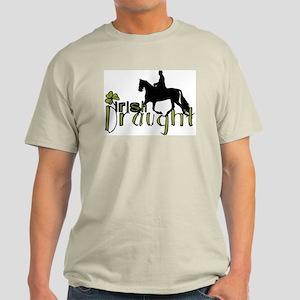 Irish Draught Horse Light T-Shirt