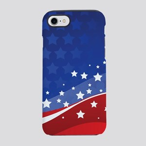 LONG MAY IT WAVE iPhone 7 Tough Case
