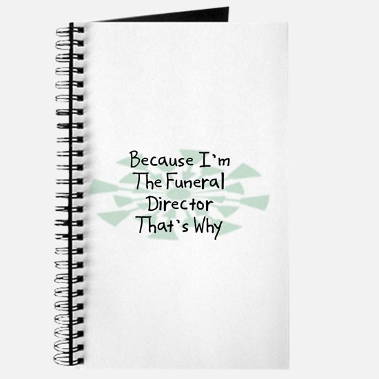 Because Funeral Director Journal