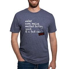 Mitchum Mens Tri-Blend T-Shirt