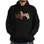 Saddlebred Horse Hoodie (dark)