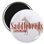 Saddlebred Horse 2.25