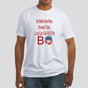 Showers can't get rid of your BO T-shirt