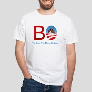 BO smells T-shirt