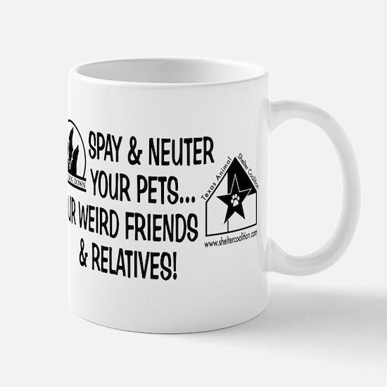 Spay & Neuter Fun! Mug