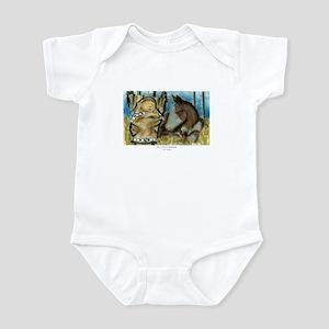 The Littlest Warrior Infant Bodysuit
