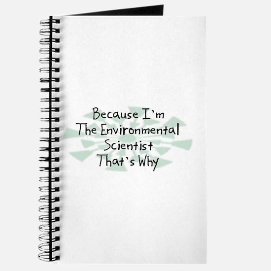Because Environmental Scientist Journal