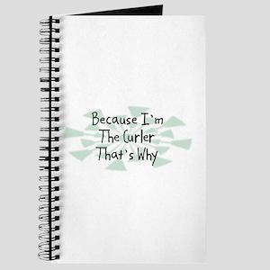 Because Curler Journal