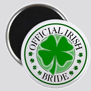 Official Irish Bride Magnet