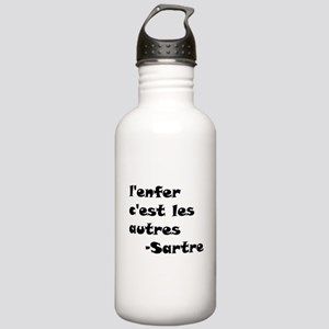LenferCestLesAutres.pn Stainless Water Bottle 1.0L