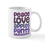 Apples and Pants Mug