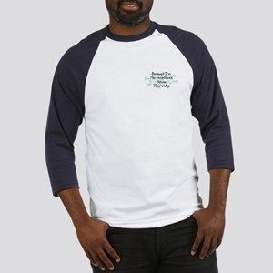 Because Compliance Person Baseball Jersey
