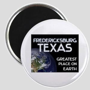 fredericksburg texas - greatest place on earth Mag