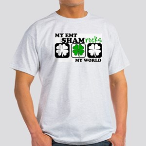 ShamROCKS (EMT) Light T-Shirt