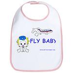 Fly Baby Bib
