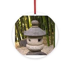 Misaki Lantern Ornament (Round)