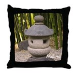 Misaki Lantern Throw Pillow