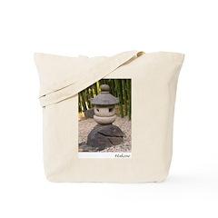 Misaki Lantern Tote Bag