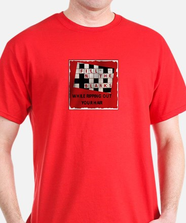 Crossword 1 T-Shirt