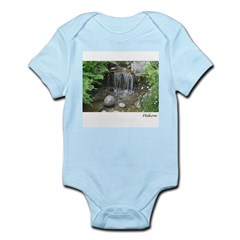 Pond Waterfall Infant Creeper