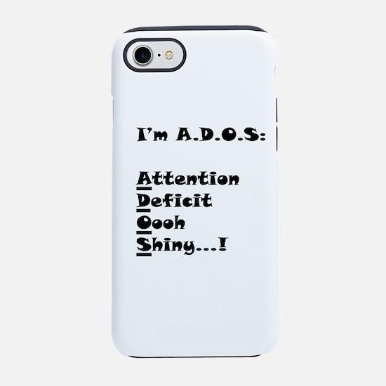 ADOSCircle.png iPhone 7 Tough Case
