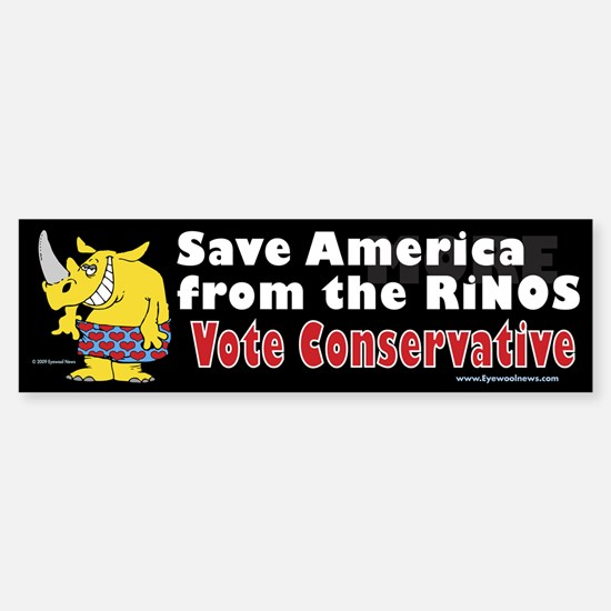 Save us from the RINOS (Bumper)