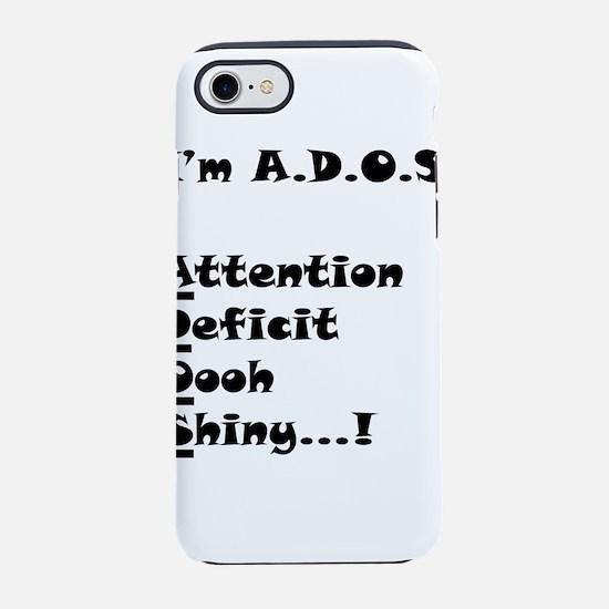 ADOSRectangle.png iPhone 7 Tough Case