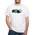 Axolotl Caudata.org Shirt (White)