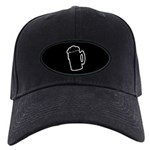 Frosty Beer Black Cap