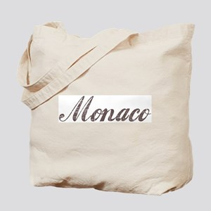 Vintage Monaco Tote Bag