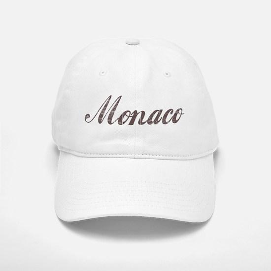 Vintage Monaco Baseball Baseball Cap