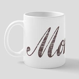 Vintage Monaco Mug
