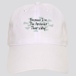 Because Archivist Cap