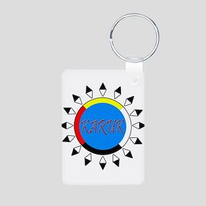 KARUK4COLORDARKSHIRT Keychains