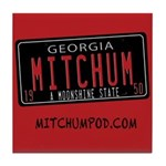 Mitchum Tile Coaster