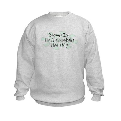 Because Anthropologist Kids Sweatshirt