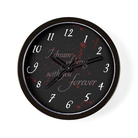 I dream...Clock Wall Clock