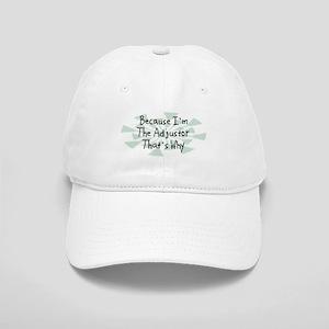 Because Adjustor Cap